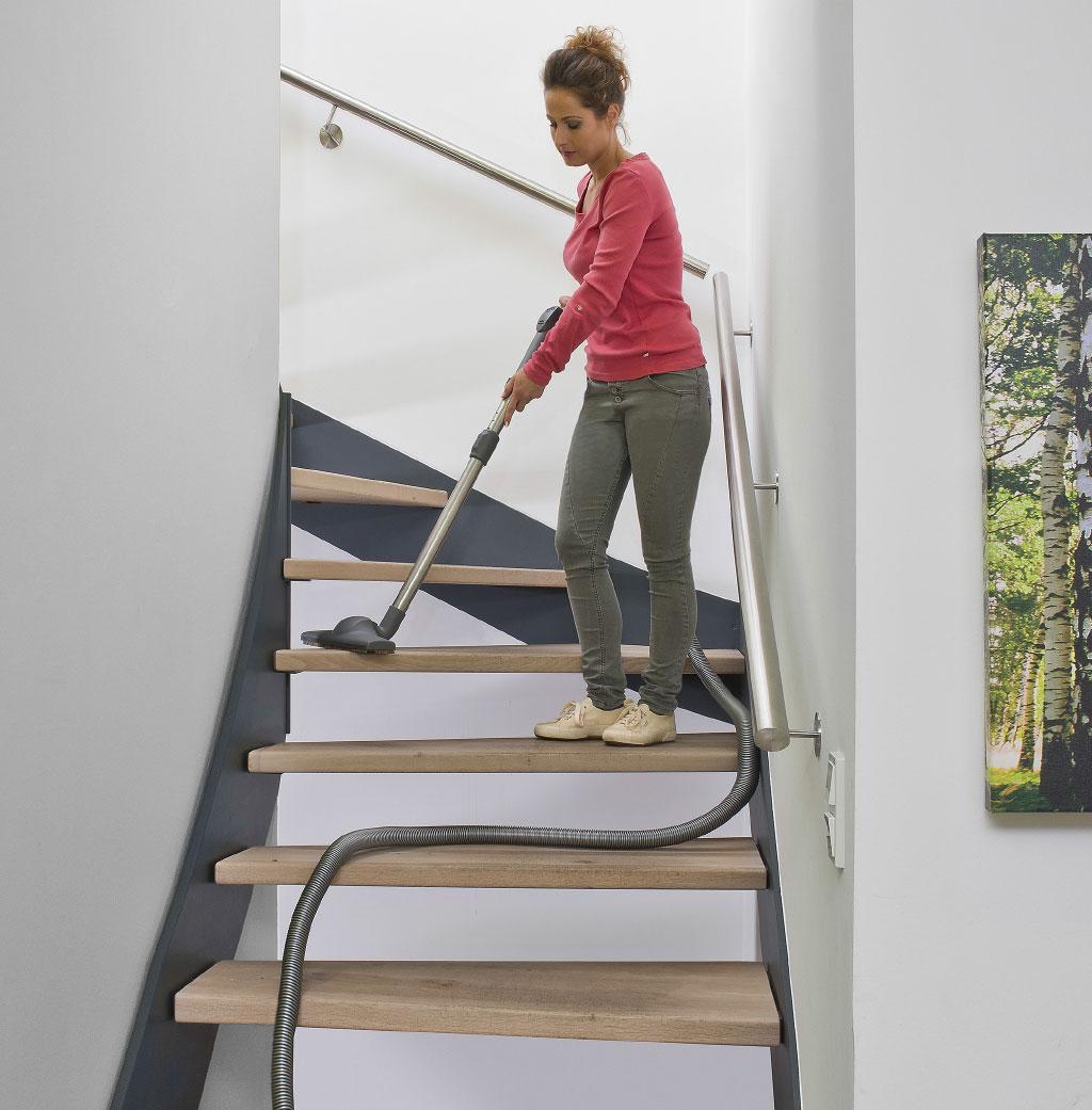 staubsauger für treppen